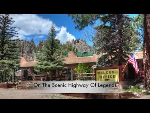 Historic Stonewall Lodge For Sale In Southern Colorado