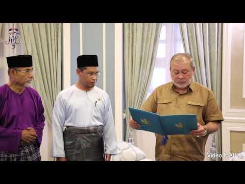 SULTAN JOHOR BAYAR ZAKAT RM5 JUTA DAN WAKAF TANAH UNTUK BINA SURAU DAN KEBAJIKAN AGAMA ISLAM