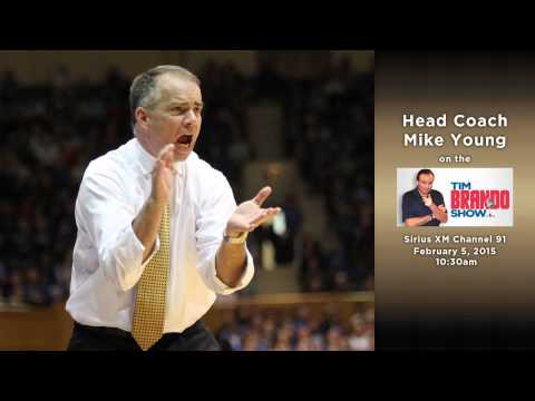 Mike Young on the Tim Brando Show Feb 5, 2015