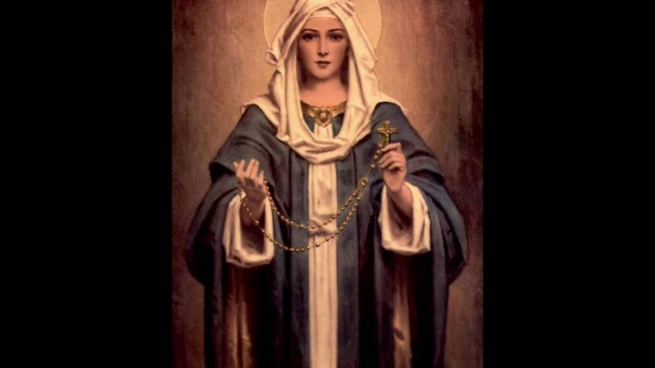 complete gregorian chant rosary youtube
