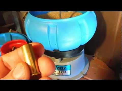 Reloading Tips: Tumbling & Cleaning Brass