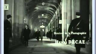 """""""Un témoin dans la ville"""" de Édouard Molinaro (1959) - Thème de la musique du film (son HQ)"""