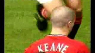 Roy Keane Ends Håland's Career In Manchester Derby thumbnail