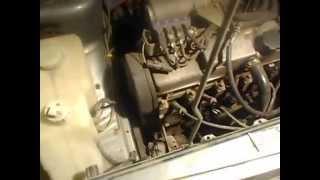 Выявления сильного свиста под капотом авто ВАЗ 2115!