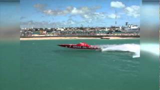 Key West World Championship - Boat Racing in the Florida Keys