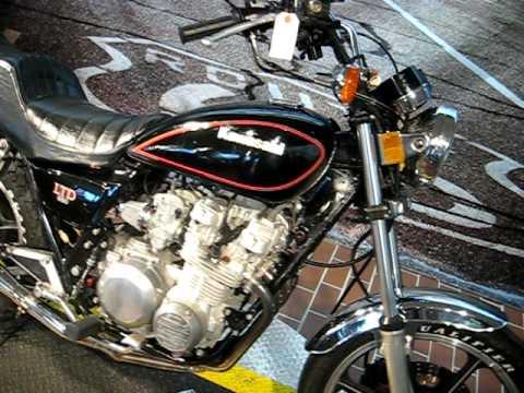 1982 Kawasaki LTD 550 (Black) Just $1200