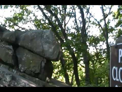 The King and Queen's Seat at Rocks State Park (Harford County MD) 5-19-12