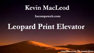 Leopard Print Elevator - Kevin MacLeod | Download Link