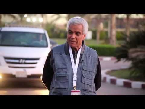 Dr Hassan Moussa, GNRD Head of Mission to Parliamentary Elections Egypt 2015