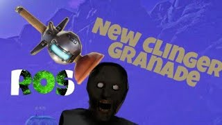 New Clinger Granade #1 Victory