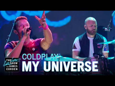 Coldplay: My Universe