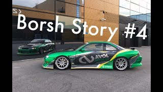 Borsh Story #4 Royal Auto Show X