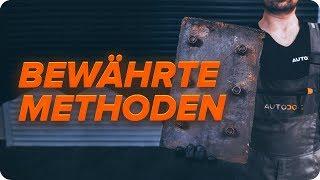 OPEL ARENA Intercooler auswechseln - Wartungs-Hacks