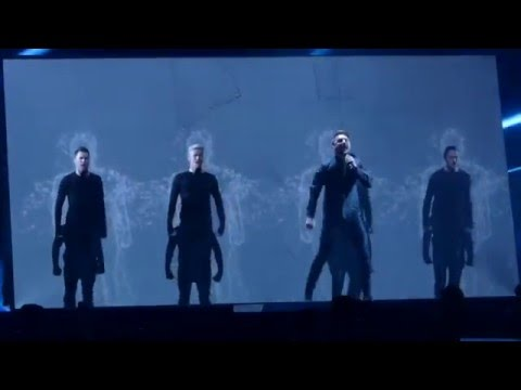Eurovision 2016 / Second Rehearsal /  Sergey Lazarev - You Are The Only One / Russia /