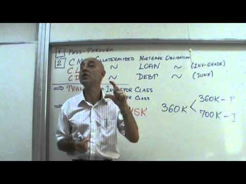 Financial Markets and Institutions - Lecture 20