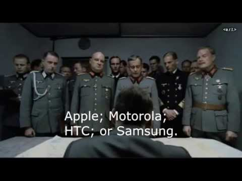 Hitler discovers Nokia have sold out to Microsoft