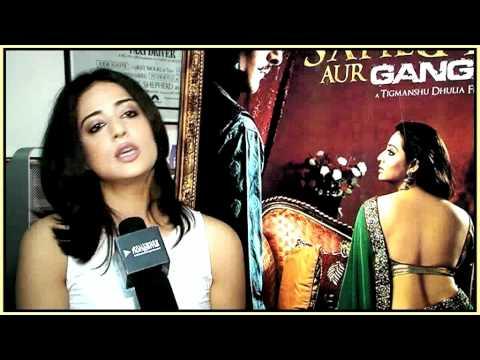 Mahie Gill on 'Saheb Biwi Aur Gangster' & Co-Stars Jimmy Sheirgill & Randeep Hooda