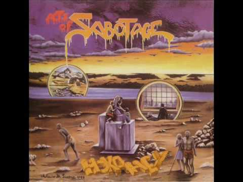 Sabotage- Hoka Hey (FULL ALBUM) 1989