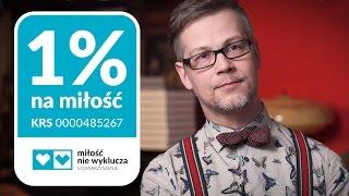 Jacek Dehnel - 1% na miłość