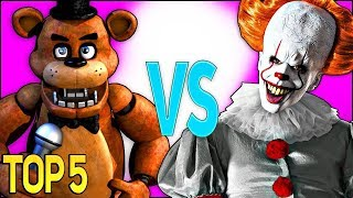 Download СБОРНИК 5 НОЧЕЙ С ФРЕДДИ РЭП ( ТОП 5 ) | Five Nights At Freddy's Rap Song Compilation Mp3 and Videos
