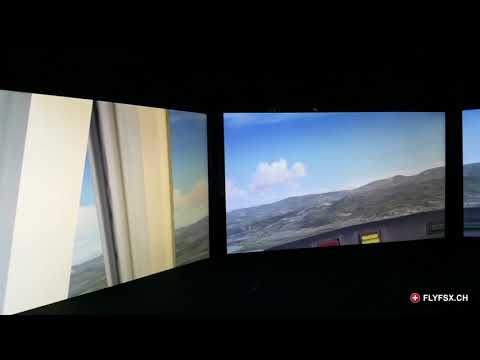 FLYFSX.CH - Flug über Basel (LFSB) und Umgebung