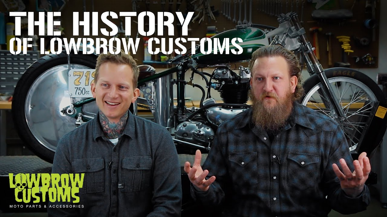 The History of Lowbrow Customs