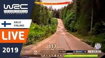 Shakedown LIVE! Neste Rally Finland 2019