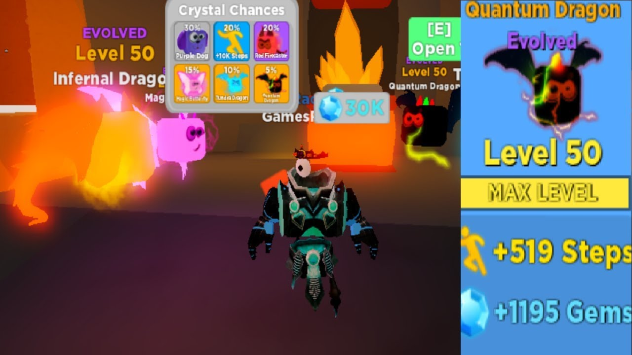 I Got Evolved Quantum Dragon Best Halloween Pet Legends Of Speed Roblox - roblox evolution if a game serious real ii update roblox