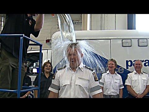 Toronto Emergency Medical Services ALS Ice Bucket Challenge #IceBucketChallenge