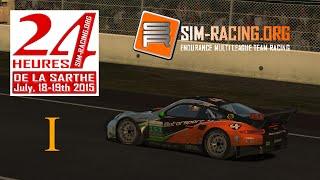 2015 24H de la Sarthe - The Race #01 / Qualifying Lap 3:53,362 07/17/2015