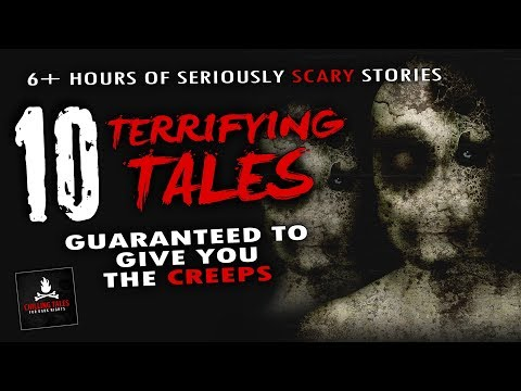 10 Scary Stories Halloween 2018 Compilation ― 6+ Hour Creepypasta Horror Story Compilation