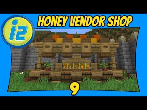 Honey Vendor Shop | 9 | Infiniverse 2.0 [Minecraft Bedrock Edition] [MCPE]
