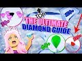 THE ULTIMATE DIAMOND GUIDE! Secret Locations & HOW TO MAKE THE MOST DIAMONDS in Royale High