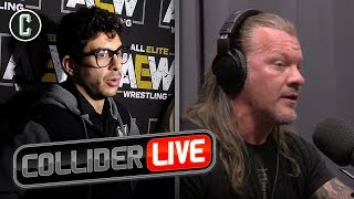 Chris Jericho on Why Tony Khan is a Different Kind of Wrestling Promoter