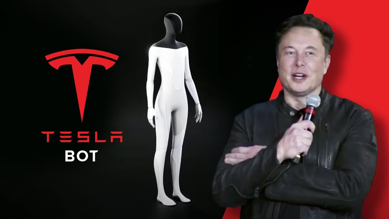 Download Watch Elon Musk announce Tesla Bot in 10 minutes