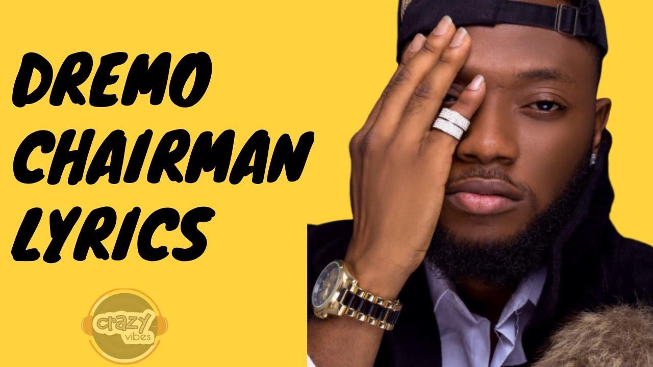 Dremo Chairman Lyrics Youtube Az lyrics • contact • submit / correct lyrics • privacy policy • facebook | rss feed. dremo chairman lyrics youtube