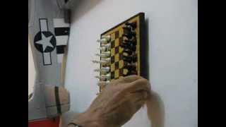 Magnetic Chess Board Mount