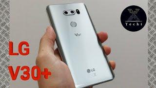 مراجعة ال جي V30 بلس