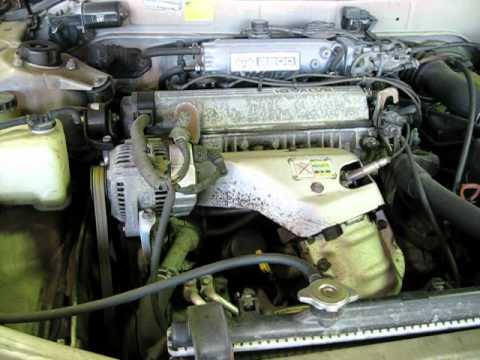 1994 toyota camry engine testing 2 2l 4 cyl 121k stock 5735 rh youtube com 2012 Toyota Camry 2017 Toyota Camry