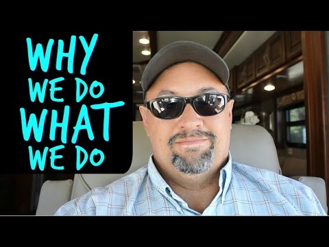 7 things you NEED TO KNOW about our RV YouTube channel!