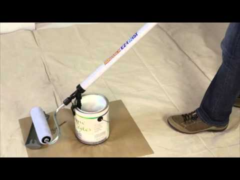 How to paint with the PaintStick EZ-Twist includes tips and tricks