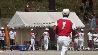 日本エコシステムの古賀選手のスーパープレー