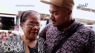 Kapuso Mo, Jessica Soho: Ang pag-uwi ni Jojo