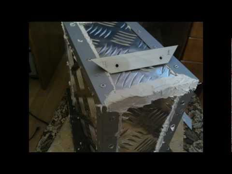How to made aluminium box for LiPo