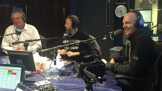 Opie & Jim Norton - Vic Henley, Ron White, Bill Burr (11-12-2015)