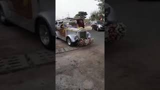 Vintage car for rent in Hyderabad