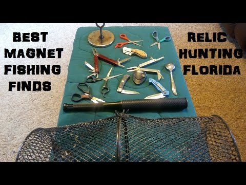 Best magnet fishing finds killer finds all free found for Fishing magnets for sale