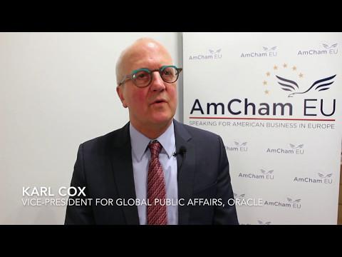 #1 benefit of being an AmCham EU member