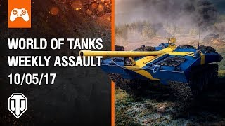 Console: World of Tanks Weekly Assault #23