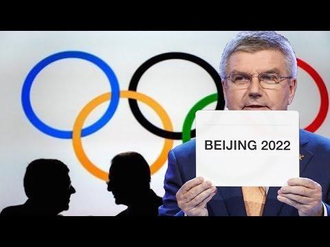2022 Winter Olympics Goes To Last Resort--Beijing, China!